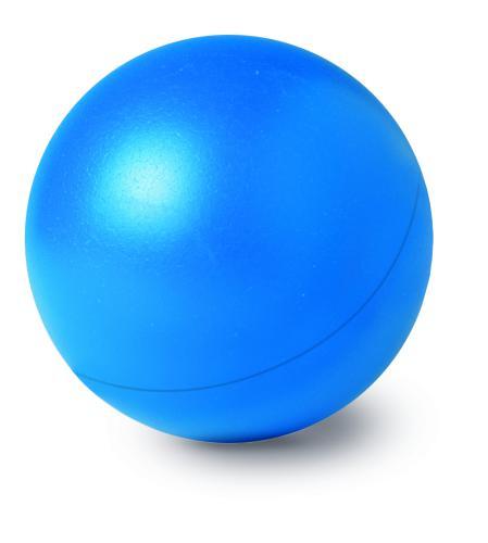 Piłka antystresowa granatowy