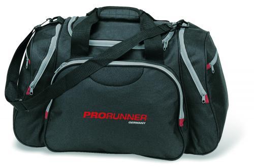 Sportowa lub podróżna torba czarny