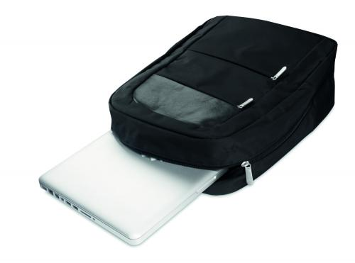 Plecak na laptop 13 cali czarny