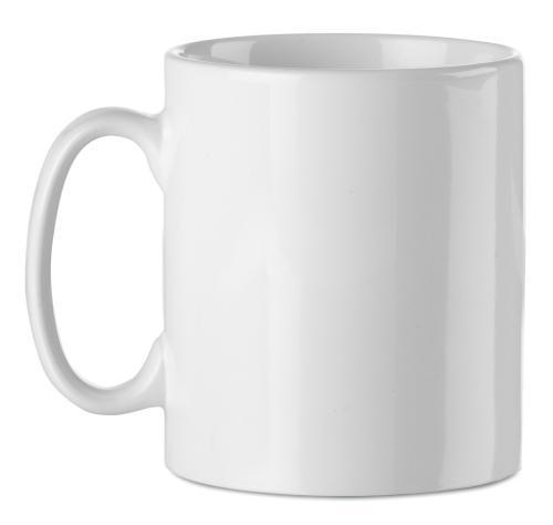 Kubek ceramiczny do sublimacji biały
