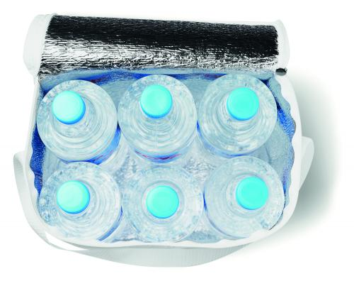 Torba izotermiczna o poj. 1,5 biały