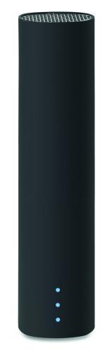 Powerbank z głośnikiem czarny