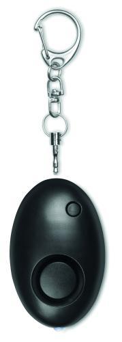 Mini alarm personalny czarny