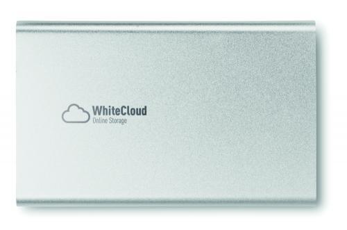 Akcesoria komputerowe w etui biały