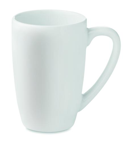 Kubek ceramiczny 300ml biały