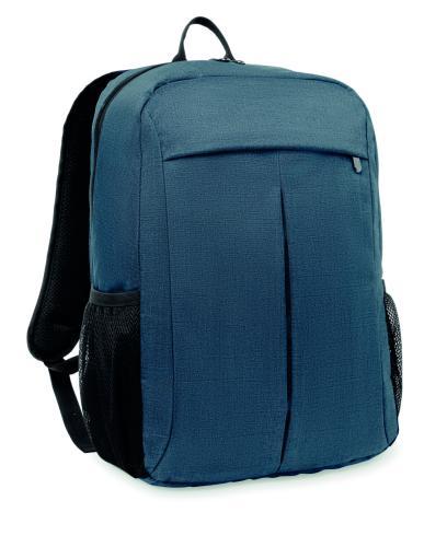 Plecak na laptop granatowy