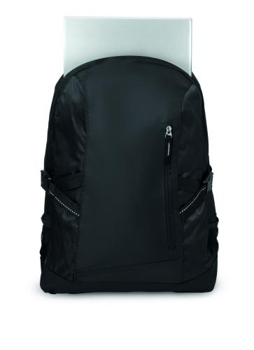Plecak na laptop czarny