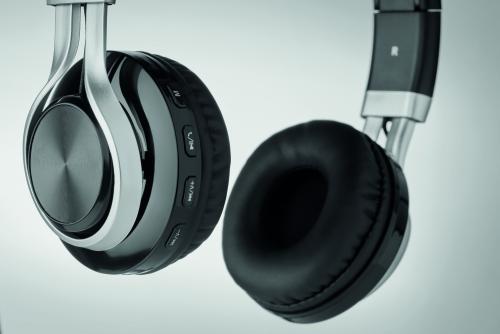Słuchawki bluetooth czarny
