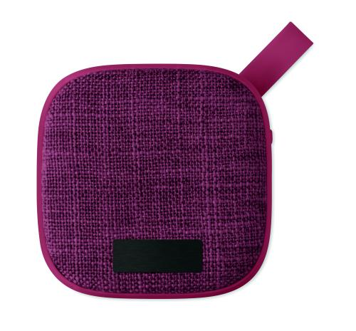 Głośnik Bluetooth burgund