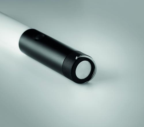 Lataka aluminiowa czarny
