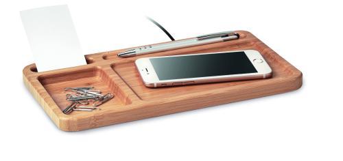 Ładowarka-organizer drewna