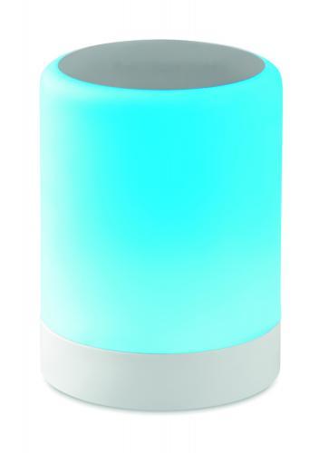 Powerbank z lampką biały