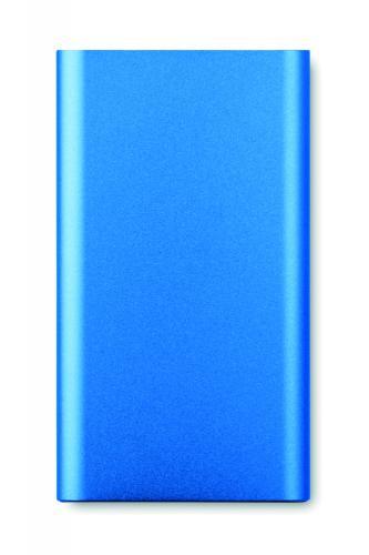 Powerbank bezprzewodowy niebieski