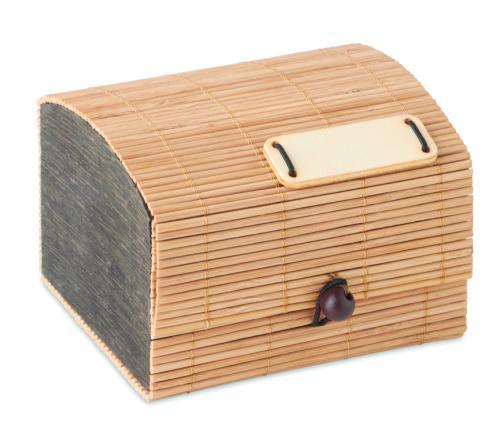 Zestaw 500 kartek z bambusa drewna
