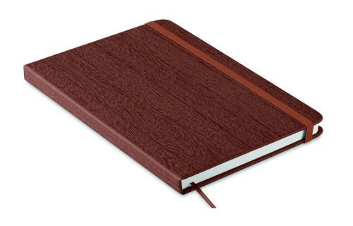 Notatnik A5 z PU brązowy