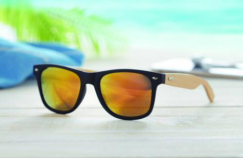 Okulary przeciwsłoneczne żółty