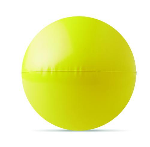 Piłka plażowa żółty