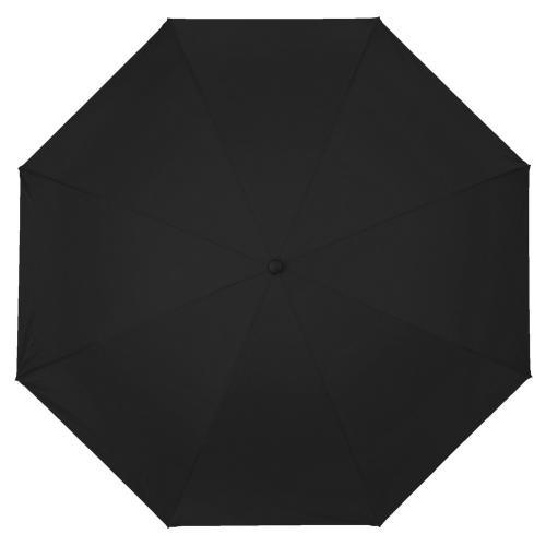 Odwracalny parasol czarny