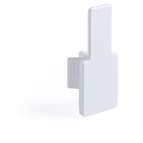 Uchwyt do telefonu biały