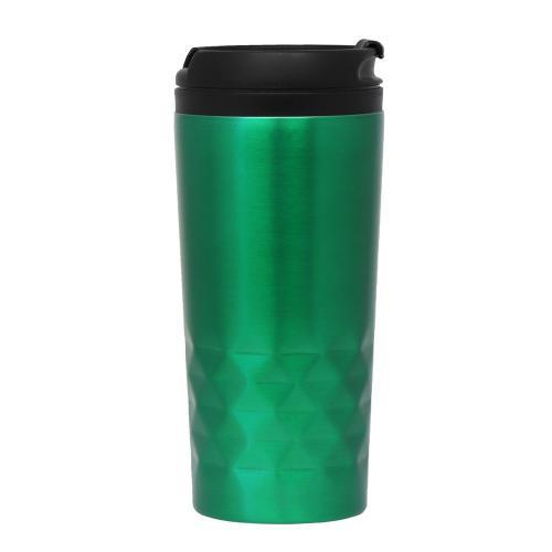 Kubek podróżny zielony