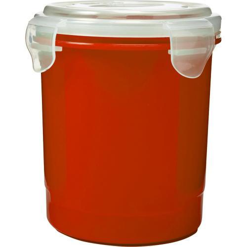 Kubek do mikrofalówki 720 ml czerwony