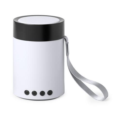 Głośnik bezprzewodowy 3W, radio czarny