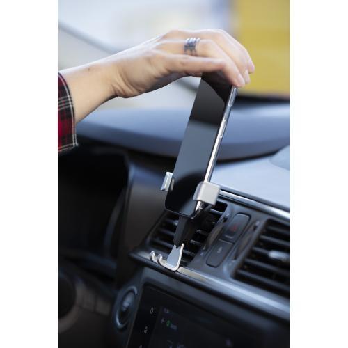 Samochodowy uchwyt do telefonu czarny
