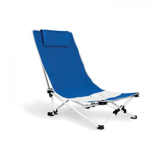 Capri. Krzesło plażowe granatowy