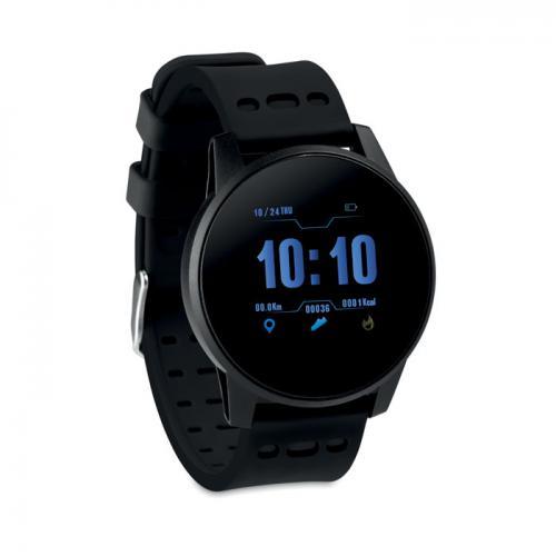 Smart watch sportowy czarny