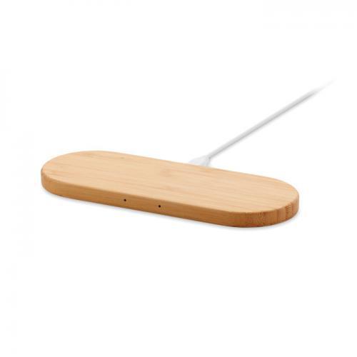 Ładowarka bezprzewodowa drewna