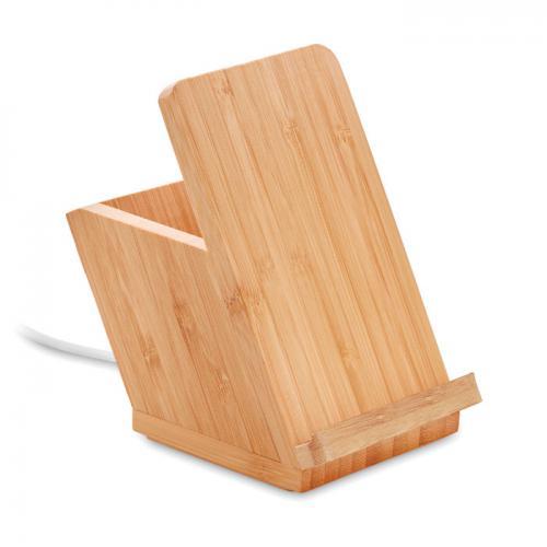 Ładowarka z pojemnikiem drewna