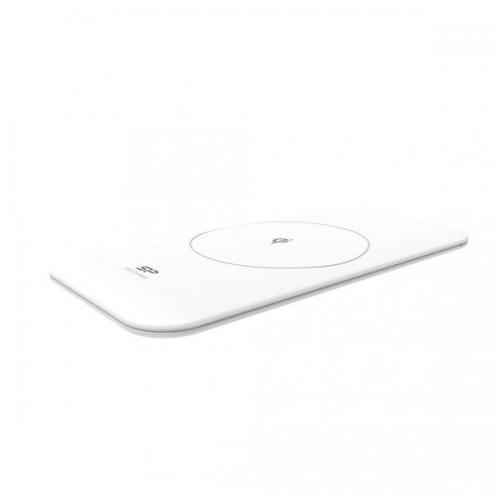 Ładowarka bezprzewodowa Io Qi210 Silicon Power biały