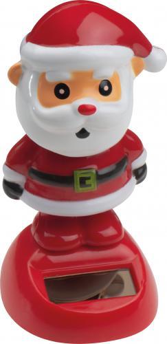 Figurka świąteczna czerwony - Mikołaj