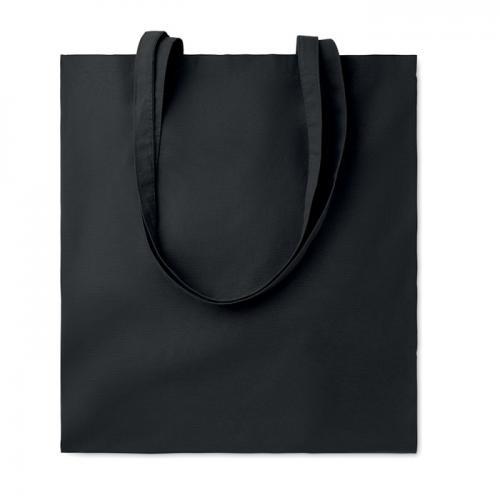 Bawełniana torba na zakupy czarny