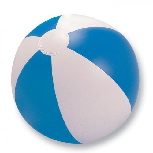 Nadmuchiwana piłka plażowa granatowy