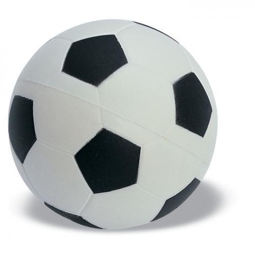 Zabawka antystres piłka biały/czarny