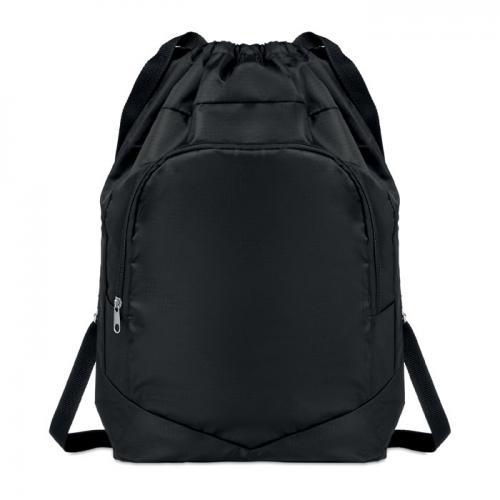Wodoodporny plecak sportowy czarny