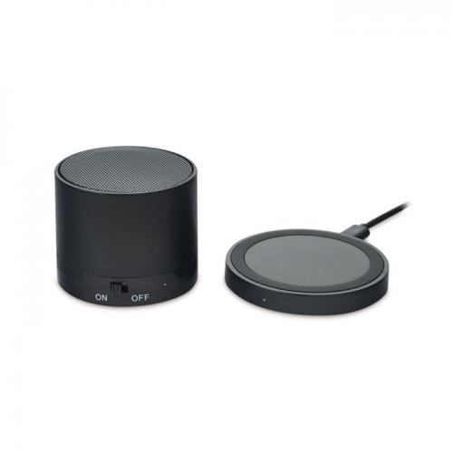 Głośnik bezprzewodowy czarny