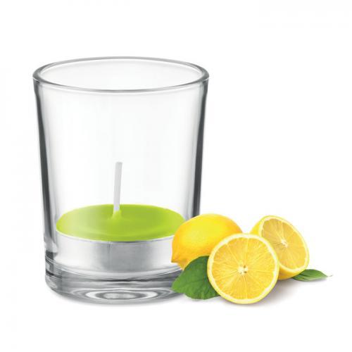 Świeczka zapachowa limonka