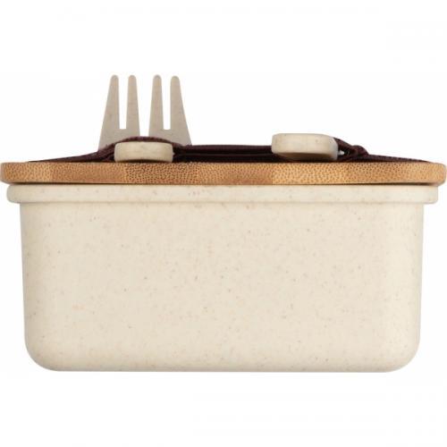 Lunchbox BARLETTA beżowy