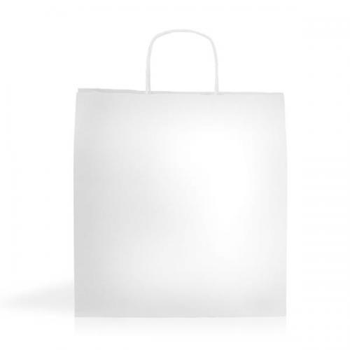 Torba papierowa Biały