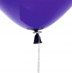 Wstążki do balonów napełnionych helem