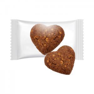 Ciastko kakaowe serduszko