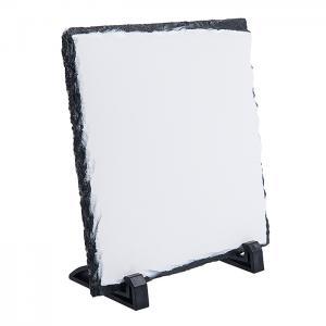 Ramka na zdjęcia kamienna - 18x18 cm