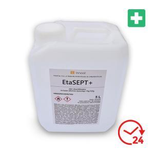Płyn dezynfekujący do powierzchni EtaSEPT PLUS - 5L - WYSYŁKA 24H
