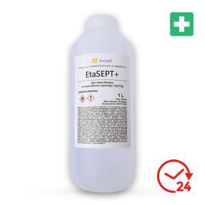 Płyn dezynfekujący do powierzchni EtaSEPT PLUS 1L - WYSYŁKA 24H