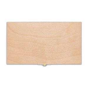 Szkatułka drewniana mała