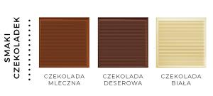 Ramka z czekoladą