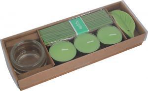 Zestaw zapachowy ADELAIDE Zielony