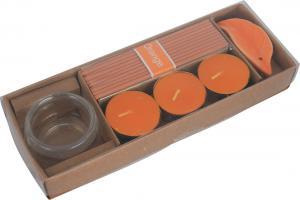 Zestaw zapachowy ADELAIDE Pomarańcz